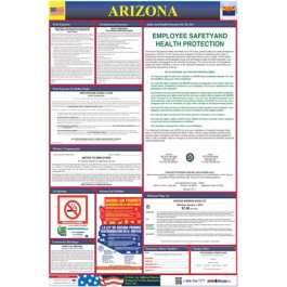 Arizona Labor Law Poster