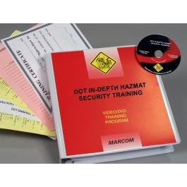 DOT In-Depth HAZMAT Security Training (Spanish)