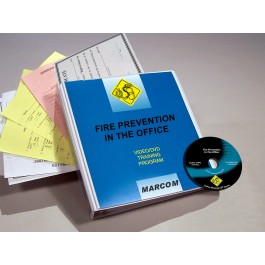 Fire Prevention in the Office (Spanish)