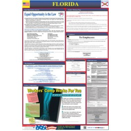 Florida State Labor Law Poster