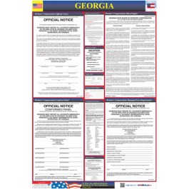 Georgia State Labor Law Poster