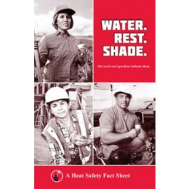 Heat Stress Worker Fact Sheet (12 Count)