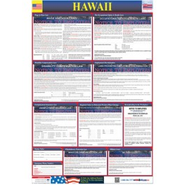 Hawaii Labor Law Poster