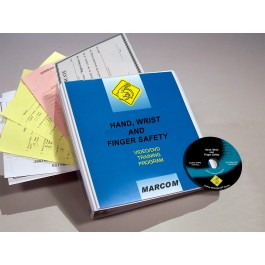 Hand, Wrist and Finger Safety in Construction Environments (Spanish)