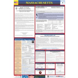 Massachusetts Labor Law Poster