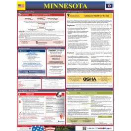 Minnesota Labor Law Poster