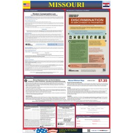 Missouri Labor Law Poster