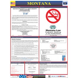 Montana Labor Law Poster