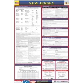 New Jersey Labor Law Poster
