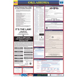 Oklahoma Labor Law Poster