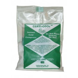 Cold Pack - Certi-Cool - Large - 25/carton