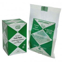 Cold Pack - Certi-Cool - Large - Individually Boxed