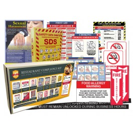 Restaurant Compliance Kit