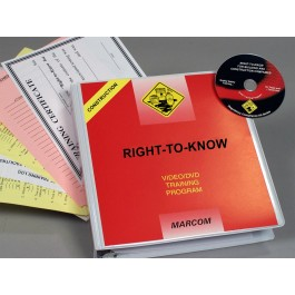 Right-To-Know/HAZCOM for Building and Construction Companies