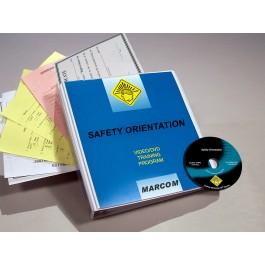 Safety Orientation (Spanish)
