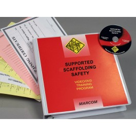 Supported Scaffolding Safety in Construction Environments (Spanish)