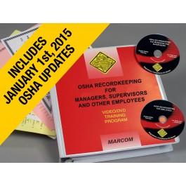 OSHA Recordkeeping for Managers, Supervisors and Employees (Spanish)