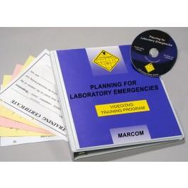 Planning for Laboratory Emergencies (Spanish)