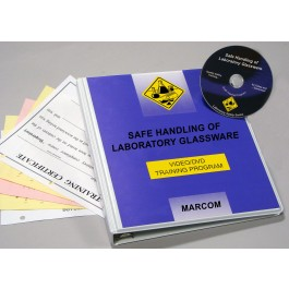 Safe Handling of Laboratory Glassware (Spanish)