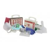 Bloodborne Pathogen Kit - Deluxe