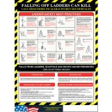 Ladder Safety Poster