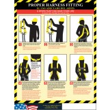 Harness Safety Poster