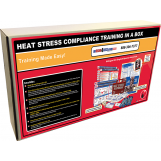 Heat Stress Compliance Training in a Box