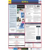 Iowa Labor Law Poster