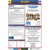 Idaho Labor Law Poster