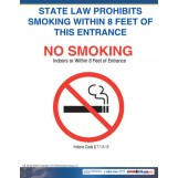 No Smoking Sign (Indiana)