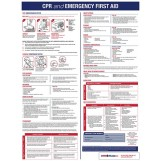 Emergency First Aid Poster