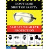 Eye Protection Poster