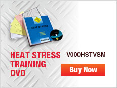 Heat Stress Training DVD